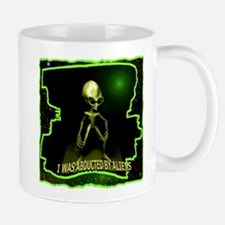 Alien Abduction Small Mug