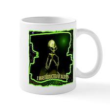 Alien Abduction Small Mug