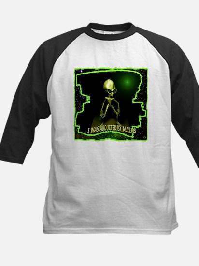 Alien Abduction Baseball Jersey
