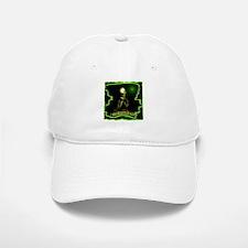 Alien Abduction Baseball Baseball Cap