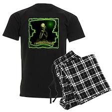 Alien Abduction pajamas