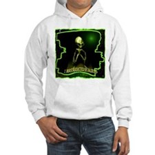 Alien Abduction Jumper Hoody