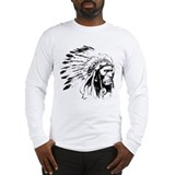 American indian Long Sleeve T-shirts