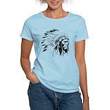 American indian Women's Light T-Shirt