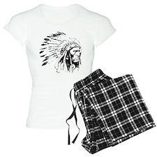Native American Chieftain Pajamas