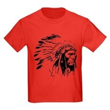 Native American Chieftain T