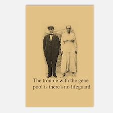 Gene Pool Postcards (Package of 8)