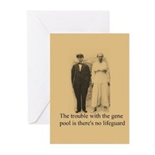 Gene Pool Greeting Cards (Pk of 10)