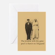 Gene Pool Greeting Cards (Pk of 10)