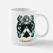 Davis 2 Coat of Arms Mug