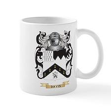 Davis Coat of Arms Mug