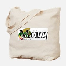 McKinney Celtic Dragon Tote Bag