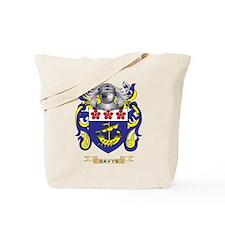 Davys Coat of Arms Tote Bag