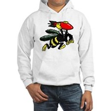 WWII Bee Bomber Jumper Hoody