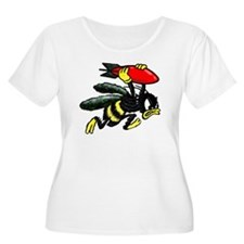 WWII Bee Bomb T-Shirt