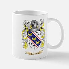 Dawes Coat of Arms Mug