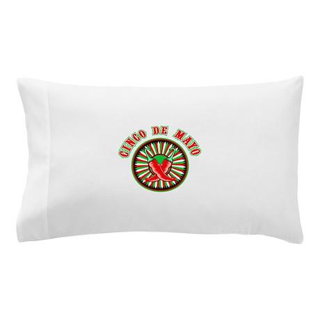 Cinco de mayo w pepper seal Pillow Case