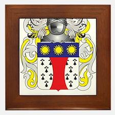 Day Coat of Arms Framed Tile