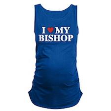 Love My Bishop Maternity Tank Top