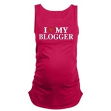 Love My Blogger Maternity Tank Top