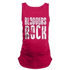 Bloggers Rock Maternity Tank Top