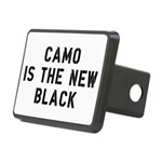Camo Is The New Black Rectangular Hitch Cover