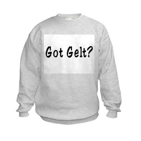 Got Gelt? Kids Sweatshirt