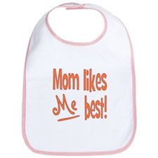 Mom Best Bib