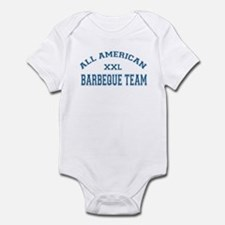 AA Barbeque Team Infant Bodysuit