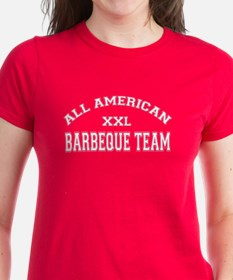 AA Barbeque Team Tee