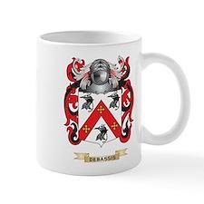 De Bischop Coat of Arms Mug