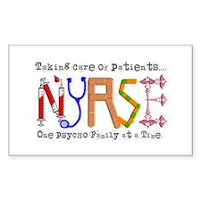 Nurse Decal
