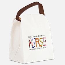 Nurse Canvas Lunch Bag