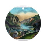Harpers ferry Ornaments