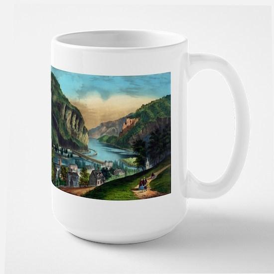 View of Harpers Ferry, Va. - 1907 Mugs