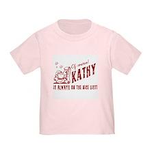 Nice List Kathy Christmas T