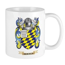 De Carolis Coat of Arms Mug