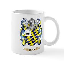 De Castris Coat of Arms Mug