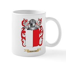 De Chambre Coat of Arms Mug