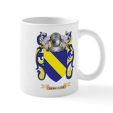 De Cristoforo Coat of Arms Mug