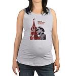 Lenin Maternity Tank Top