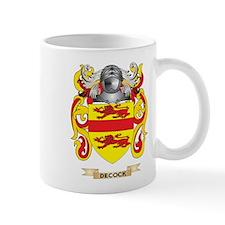 De Franciscis Coat of Arms Mug