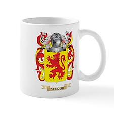 De Gasperi Coat of Arms Mug