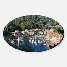 Portofino Sticker (Oval)