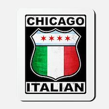Chicago Italian American Mousepad