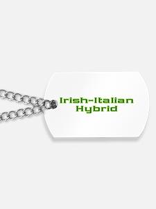 Irish Italian Hybrid Dog Tags