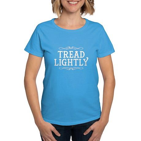 Breaking Bad: Tread Lightly Women's Dark T-Shirt