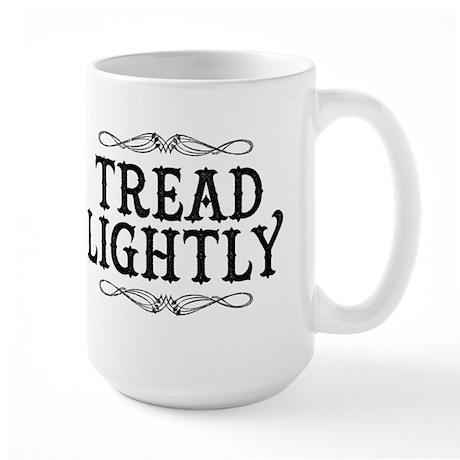 Breaking Bad: Tread Lightly Large Mug
