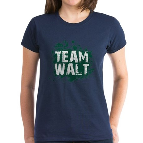 Team Walt Women's Dark T-Shirt