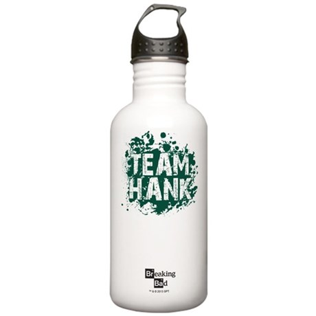 Team Hank Stainless Water Bottle 1.0L